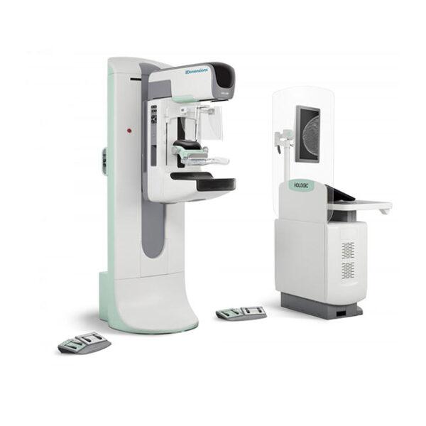 دستگاه ماموگرافی